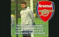 Tottenham không phải kẻ ngốc, còn lâu Arsenal mới có được Pochettino