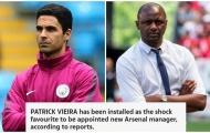 Bất ngờ! Arsenal tính gây sốc với khả năng loại bỏ Arteta