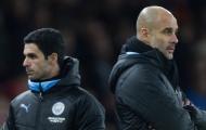 NÓNG! Guardiola 'đầu hàng', Arsenal tràn trề cơ hội bổ nhiệm Arteta