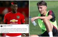 'Tiêu chuẩn ở Học viện của Man Utd là một trò đùa'