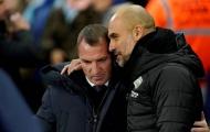 'Man City quá mạnh, chúng tôi đá không lại họ'