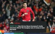 Nguy cấp! Man Utd có khả năng mất trắng 'Van Persie mới'