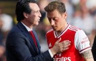 Sau tất cả, Emery tuyên bố lý do 'giam cầm' Ozil tại Arsenal