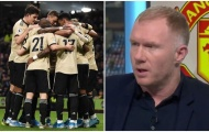 Trở mặt nhanh hơn 'người yêu cũ', Scholes tuyên bố chắc nịch về Man Utd