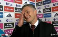 Bạn đã hiểu vì sao Solskjaer không bị Man Utd sa thải?