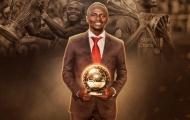 CHÍNH THỨC: Lộ diện chủ nhân Quả bóng vàng Châu Phi 2019