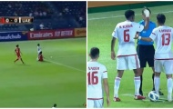 Mặc cầu thủ UAE phàn nàn, đó là quyết định chính xác từ VAR