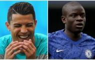 Trò hề! Thiên vị Ronaldo, UEFA làm điều gây sốc với Kante