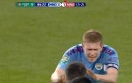 Maguire khiến De Bruyne rơi vào trạng thái sợ hãi cùng cực