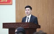 CLB Hà Nội công bố tân chủ tịch trẻ nhất lịch sử V-League