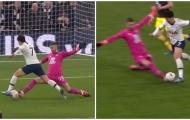 Tottenham và Mourinho vào vòng 5 FA Cup nhờ 'pha ăn vạ' kinh điển?