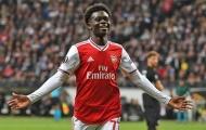 MU và Liverpool tranh giành 'phát hiện lớn nhất của Emery tại Arsenal'