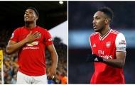 Sau Lukaku, Sanchez và Young, Inter tiếp tục 'hút máu' Man Utd