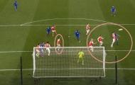 Lại 'diễn hài', Luiz và Mustafi lấy hết nước mắt fan Arsenal