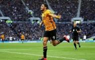 Hạ Tottenham kịch tính, Wolves san bằng điểm số với Man Utd