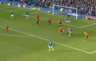 XONG! Rõ lý do Everton bị tước đoạt bàn thắng trước Man Utd