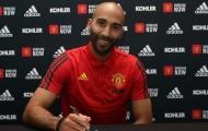 CHÍNH THỨC: Man Utd ký hợp đồng với 'kẻ thúc đẩy' De Gea