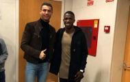 'Đó là lý do tại sao tôi ăn mừng như Ronaldo tại El Clasico'