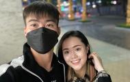 Duy Mạnh và Đình Trọng cùng nhau sang Singapore trị chấn thương