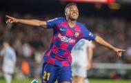 Tương lai của Ansu Fati tại Camp Nou: Rõ thái độ của BLĐ Barca