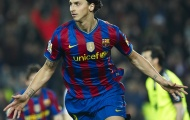 Ibrahimovic và những cầu thủ không nên cập bến Barca