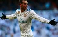 Tiếp tục tỏa sáng, Zidane sẽ tin tưởng Bale ở Champions League?