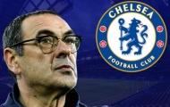 NÓNG: Chủ tịch Napoli lên tiếng xác nhận, Maurizio Sarri sắp trở thành tân HLV Chelsea