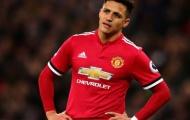 Lời an ủi của Mourinho: 'Đó không phải lỗi của Sanchez'