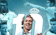 NÓNG: Real đã chọn xong người kế vị chiếc áo số 10