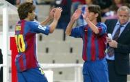 14 năm, Messi vẫn ở đó, mặc Ronaldo đến rồi đi