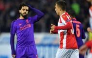 FK Crvena Zvezda đã dạy Liverpool bài học về sự ảo tưởng