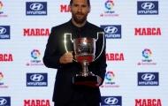 Vừa trở lại, Messi thống trị giải thưởng cá nhân cao quý La Liga