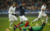 Tái ngộ Uruguay, 'Nhà vô địch thế giới' tiếp tục thi đấu nhạt nhòa