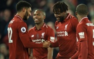 Lý do giúp Liverpool có màn khởi đầu hoàn hảo ở Premier League: Cảm ơn Klopp