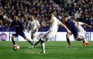 Điểm nhấn Levante 1-2 Real Madrid: Kền Kền hoảng loạn vì người nhà, Biết lấy gì đấu Barca?