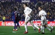 Thái độ 'khó tả' của Bale ngày Real thắng nhọc