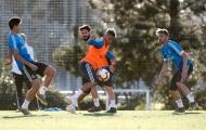 Vắng hàng loạt trụ cột, Real vẫn chăm chỉ dưới triều đại của Zidane