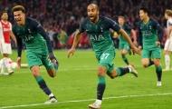 Những điều rút ra sau trận Ajax 2-3 Tottenham: Cần gì phép màu khi Spurs đã có Lucas Moura