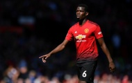 Pogba khen đồng đội tại Man Utd: 'Muốn thành sao hàng đầu cứ học cậu ấy'