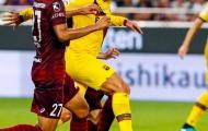 Ngày tài năng đội B che mờ 'bom tấn' Griezmann, Barca thắng nhẹ Vissel Kobe