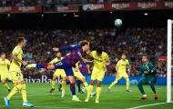 Messi, Griezmann lần đầu kết hợp, Barcelona vẫn trình diễn bộ mặt chật vật trước Villarreal