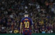 Điểm nhấn Barcelona 2-1 Villarreal: Đã đến lúc Barca thay thế cái tên này