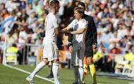 Chiến thắng tưng bừng nhưng hình ảnh này khiến người Madrid vô cùng lo lắng