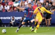 Điểm nhấn Levante 3-1 Barcelona: Griezmann đang làm gì ở Barca?