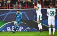 Bị cướp bàn thắng, Ronaldo giành điểm tệ nhất ngày Juventus thắng chật vật