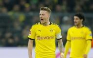 Thoát thua phút bù giờ, Dortmund giữ lại 1 điểm quý báu trên sân nhà