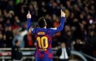 Sau Quả bóng vàng lịch sử, Messi tiếp tục khiến thế giới ngả mũ với kỷ lục mới