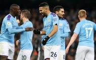 Điểm nhấn Man City 3-1 Leicester: 'Nhà vua' vẫn là 'nhà vua'