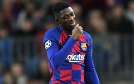 CHOÁNG: Barca góp phần khiến Dembele chấn thương, De Jong hành động tự cứu vãn sự nghiệp
