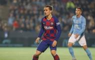 Trợ lý HLV Barca: 'Chết tiệt, Antoine'